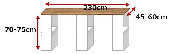 テーブルイメージ