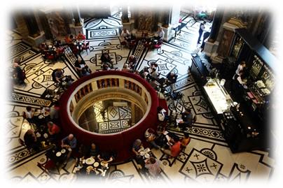 美術史美術館カフェ