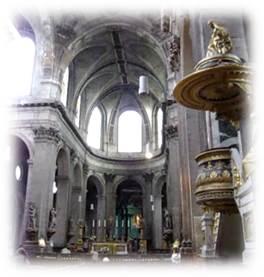 サンシュルピス教会中