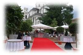 ザルツブルク音楽祭レッドカーペット