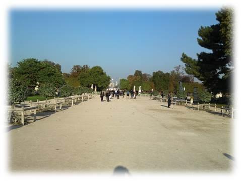 チュイルリー公園