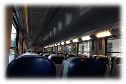 ハルシュタット電車