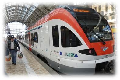 フランクフルト駅