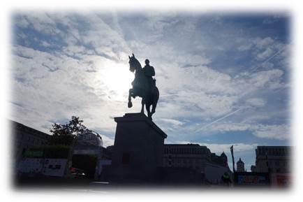 ブリュッセル像