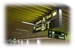 ブリュッセル空港入国審査