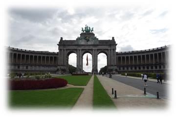 ベルギー凱旋門