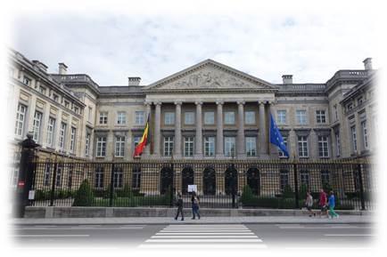 ベルギー国会議事堂