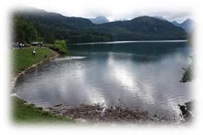 ホーエンシュヴァンガウ湖