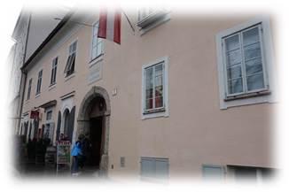 モーツァルトの住家