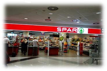 リストフェレンツ空港SPAR