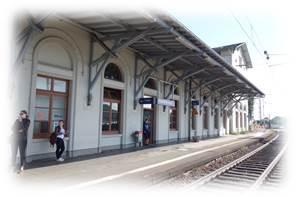 リューデスハイム駅