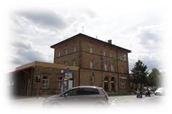 ローテンブルク駅