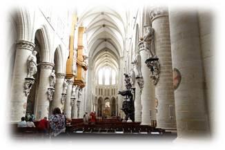 聖サンミッシェル大聖堂