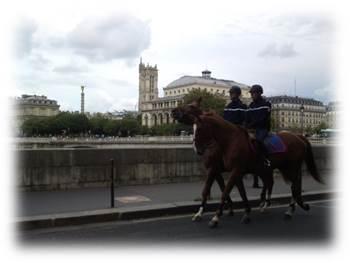馬パトロール