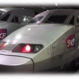 TGV乗り方
