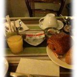 ホテルタマリス朝食