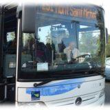 ドルドゥブルターニュ駅乗り換えバス