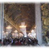 ヴェルサイユ宮殿鏡の回廊
