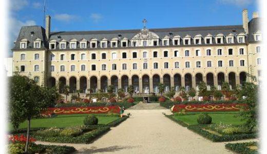 レンヌ観光:サン・ジョルジュ宮殿