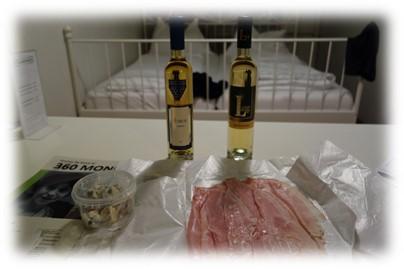 オーストリア高級アイスワインを飲んでみた