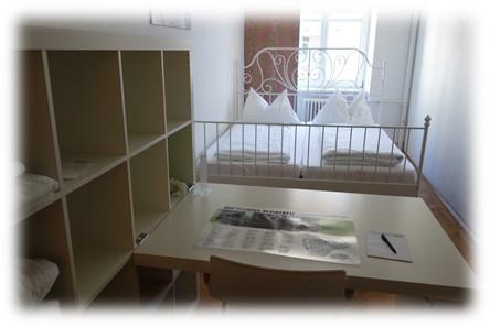 ウィーンの格安ホテル:Hostel Guesthouse Kaiser 23