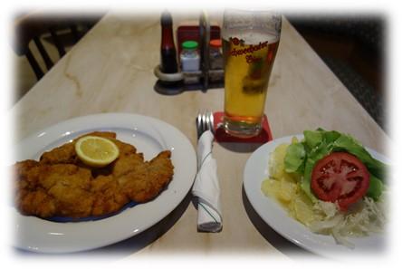 ウィーンのシュニッツェルが食べれるレストラン