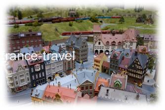 ブダペストの観光:Miniversum