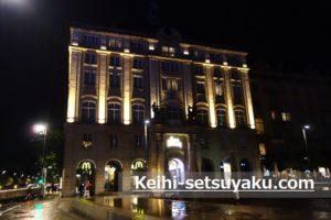 ドレスデンホテル