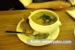 ドレスデンレストランスープ