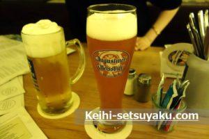 ドレスデンレストラン白ビール