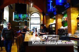 プラハコレノレストラン
