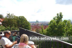 プラハ城スタバ