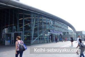 ユトレヒト駅