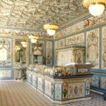 ドレスデンの観光:クンストホーフパサージュと世界一美しい牛乳屋