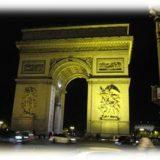 フランス旅行凱旋門