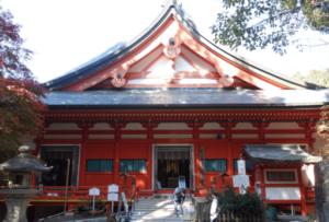 比叡山延暦寺横川中堂