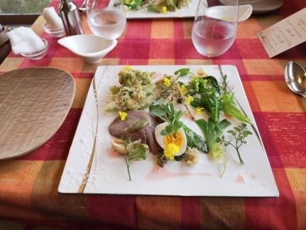 ボーシュマン野菜ランチメニュー