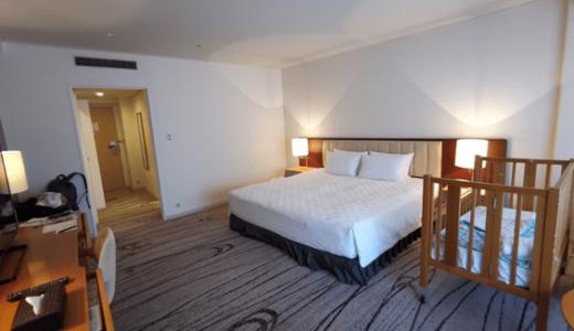 【宿泊記】グランドプリンスホテル京都のデラックスフロアキングを口コミレビュー