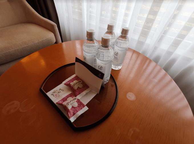 グランドプリンスホテル京都プラチナウェルカムギフト