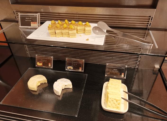 グランドプリンスホテル京都ロイヤルラウンジナイトキャップ