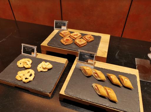 グランドプリンスホテル京都ロイヤルラウンジパン