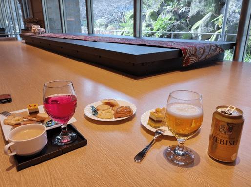 グランドプリンスホテル京都ロイヤルラウンジティータイム