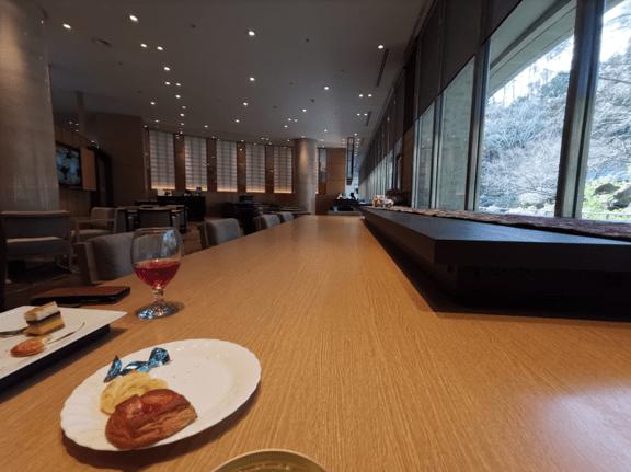 グランドプリンスホテル京都ロイヤルラウンジ口コミレビュー